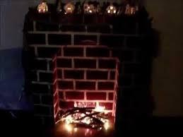 fake chimney for