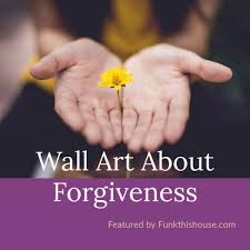 Forgiveness Wall Quote Decals When I M Sorry Just Won T Cut It