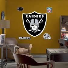 Mean Football Wall Decal Nfl High School Graphic Sticker Kids Boys Room Decor