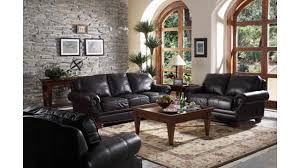 living room ideas with black sofa you
