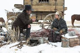 Review: Harsh land and raw, maddening emotion test 'The Homesman ...