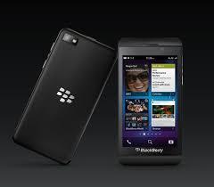 BlackBerry A10 is BlackBerry Z10 successor