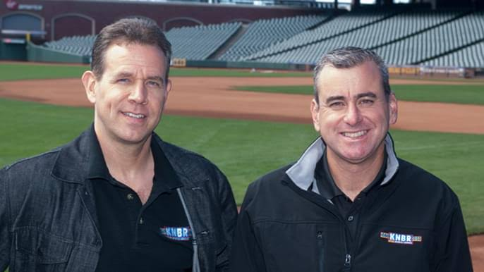 """Image result for Guest Column: Brian Murphy of KNBR In San Francisco On Broadcasting His Morning Show the Day After the Giants Won the World Series"""""""
