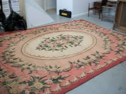 Hooked Rug Priscilla Turner Guild Room Size For Sale | Antiques.com |  Classifieds