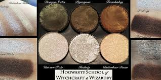witch to these harry potter makeup