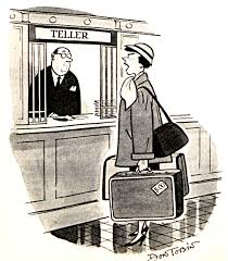 Cartoons: Bank on It | The Saturday Evening Post
