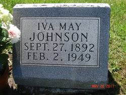 Iva May Jennings Johnson (1892-1949) - Find A Grave Memorial