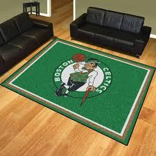 Boston Celtics Ultra Plush Area Rug For Sale Online Ebay