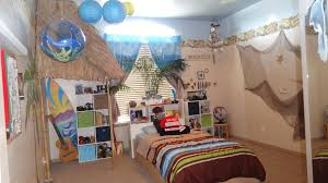 Only Furniture Inspiring Ocean Theme Bedroom Decorating Ideas Beach Themed Kids Room Diy Home Design Inspiration Inspiring Ideas Decorating Bedroom Theme Ocean Home Furniture