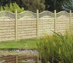 Arched Lattice Top Gate Free Delivery Available Free Delivery Available Garden Fence Panels Lattice Fence Trellis Gate