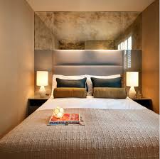 decorate your bedroom with mirrors