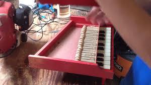 tune a schoenhut baby grand toy piano