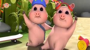 Bà ơi bà cháu yêu bà lắm,Cháu lên ba - Nhạc thiếu nhi con lợn éc ...