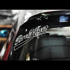 Xgs Decal Car Decals Hellaflush Brooklyn 20cm X 7 8cm Vinyl Reflective Waterproof Stickers For Motorcycle Truck Ebike Sticker For Motorcycle Waterproof Stickerscar Decal Aliexpress