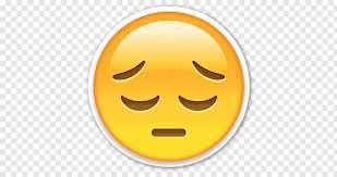 emoji faces sad emoji png pngbarn