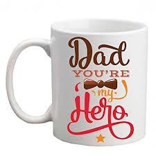Thevinylguru Wall Decal Stickerhappy Father S Day Coffee Mug Coffee Mug For Dad Dad You Are My Hero 11 Oz Ceramic Novelty Unique Gift Idea Dailymail