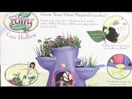 my fairy garden tree hollow from