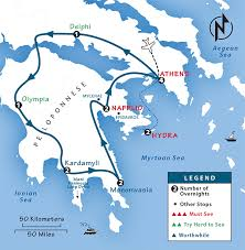 where to go in greece by rick steves