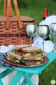 bright summer party ideas for fun picnics