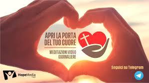 Sabato 1 Agosto 2020 - Hope Channel Italia
