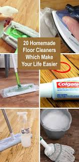 floor cleaners which make your life easier