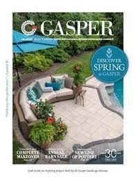 gasper spring 2019 catalog by davidpsu