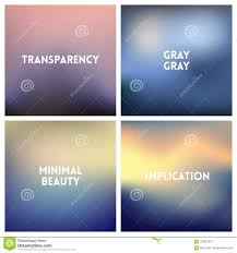 abstract vector multicolored blurred background set square