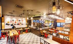 pizza hut launches its new open kitchen