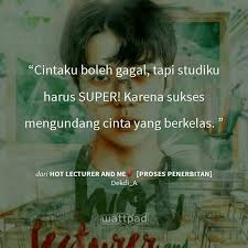 quotes series bagian hot lecturer and me