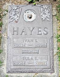 Ivan Sylvester Hayes (1903-1994) - Find A Grave Memorial