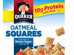 brown sugar oatmeal squares nutrition
