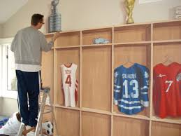 Boys Locker Room Mural Paint A Lifestyle