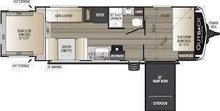 240urs floorplan keystone rv