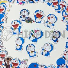 50 Sticker Doraemon (2020) Hình Dán Decal Chất Lượng Cao Chống ...