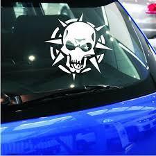 Ghost Rider Storm Skull Logo Vinyl Decal Car Window Sticker Graphics Comics Wish