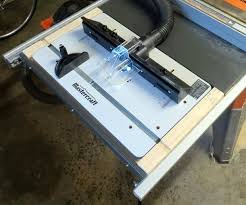 Add A Router Table To A Table Saw 4 Steps With Pictures Instructables