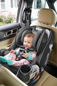 graco 4ever extend2fit 4 in 1 car