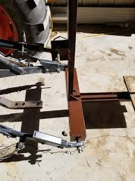 Field Fence 3 Point Hitch Unroller