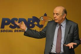 PSDB permanece no governo, diz senador José Serra | Agência Brasil