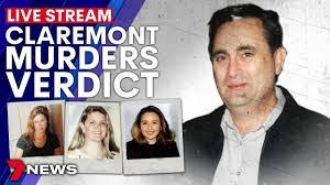 Claremont serial killer verdict live ...