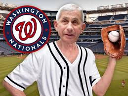 Nationals Tap Anthony Fauci For Opening Day 1st Pitch, 'A True ...