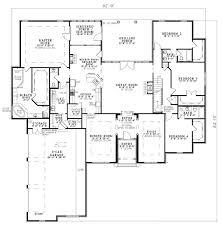 house plan 82145 european style with