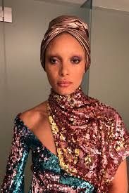 adwoa aboah s holiday makeup