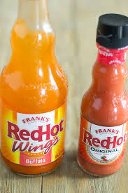 hot sauce and wing sauce