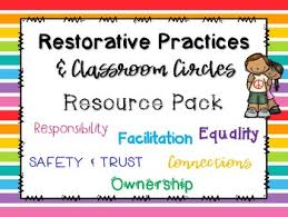 Restorative Practices & Classroom Circles Resource Pack | TpT