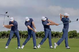 Swing Sequence: Dustin Johnson – New Zealand Golf Digest