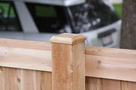 Metal Post Caps Lighted Post Caps Wooden Post Caps