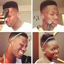 funny makeup tutorial black guy