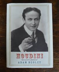 """Adam Begley on Twitter: """"Today is the publication date for Houdini – but it  looks like celebrations will be muted.… """""""