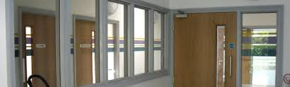 fire rated internal timber screens